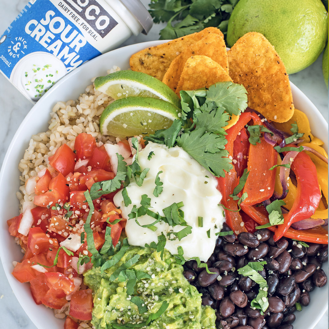 Loaded Burrito Bowl